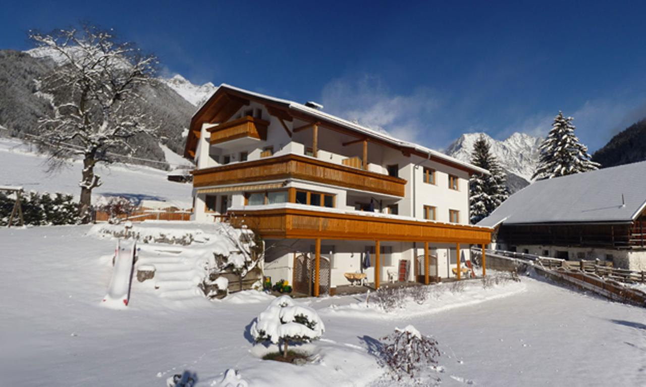 Winterurlaub in den Appartements Pohuibe